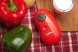 Easican単一ボタンの手持ち型の電気缶切り