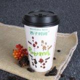 Fabricante frío disponible de las tazas de papel de la bebida