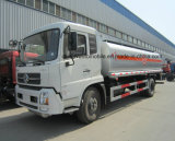 Dongfeng 15toneladas de combustible de Bowser Carretilla a 15.000 litros de aceite de camiones cisterna