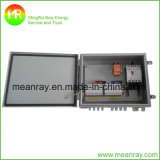 Il contenitore PV di combinatrice allinea 6 fuori nella CC 2 solare