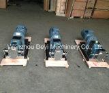 Zb3a-6 0.75kwの高い粘着性のための衛生回転式丸い突出部ポンプ