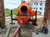 Pompe hydraulique diesel de mélangeur concret de remorque de pompe principale initiale de Kawasaki de fabrication de poulie à vendre (JBT40-D)