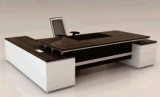 Grands meubles de bureau de luxe de Tableau exécutif de bossage (SZ-OD109)