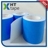파란 강선 PE 거품 테이프 엄청나게 큰 롤