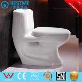 Venda a quente pequena casa de banho wc fechado de água