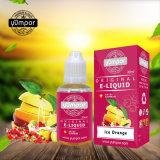 Buen sabor de naranja hielo Oganic 30ml e Liquid E jugo con precios más bajos