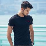Vente en gros T-Shirts personnalisés T 100% coton pour hommes