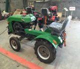 Tracteur agricole de jardin 12HP 15HP 18HP 20HP Mini tracteur