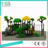 新しいデザイン販売(HS06401)のための屋外のスライドの運動場