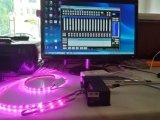 DMX512 регулятор 30kHz 12-24VDC отсутствие Flickery