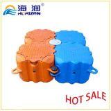 Кубики плавучего дока поплавка сбывания высокого количества горячие & плавая понтон внутри делают в Китае