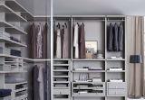 De moderne Eenvoudige Garderobe van de Opslag van de Slaapkamer van de Melamine Houten