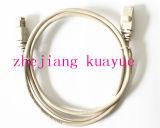 Cable de ordenador 3M Keystone Jack conectores RJ45 cable UTP CAT6