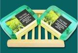 Sapone naturale Handmade di bellezza del sapone dell'olio essenziale dell'albero del tè