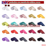 Acessórios para cabos para gravata com gravata para homens de Jacquard 100% Silk Woven (B8048)