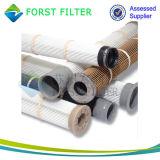 Il metallo di Forst ricopre la cartuccia di filtro nordica dal tessuto del poliestere