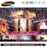 Qualität P5 farbenreiche LED-Bildschirm-Video-Wand