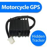 Diseño del rectificador de la motocicleta de T805 Gsmelectric para el perseguidor de la motocicleta Ipx7, perseguidor impermeable T805 del GPS