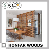 Prezzo di fabbrica di legno della rete fissa del muro divisorio della stanza da bagno