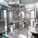 Linea di produzione imbottigliante dell'acqua pura automatica piena