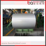 La pente de SGCC a enduit la bobine d'une première couche de peinture en acier galvanisée