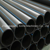 50-160 mm Extrudeuse à une seule vis Fourniture d'eau Ligne de production de tuyau PE Ligne d'extrusion de tuyaux HDPE