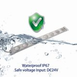 Les silicones DEL imperméable à l'eau mise en pot élèvent le guide optique