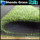 草の総合的なカーペット20mmのPEの単繊維