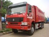 Des niedrigen Preis-8X4 40cubic Lastkraftwagen mit Kippvorrichtung Messinstrument-des Kipper-HOWO
