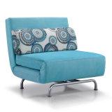 Einzelnes Sofa mit Bett-Entwurfs-drehbarem Sofa-Stuhl