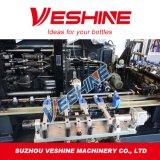 Máquina que sopla del animal doméstico para la botella de agua de consumición