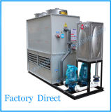 Chaufferette d'admission industrielle avec le système de refroidissement par eau