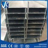 مواد البناء H شعاع مع الساخنة انخفض جلفنة