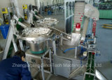 Máquina que ensambla del aceite de mesa de cápsula de la máquina plástica de la asamblea