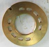 Placa da válvula de bomba A10FD45 hidráulica