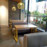 (SP-CS368) Cabina di cuoio moderna del sofà del ristorante del tessuto del rifornimento di Uptop