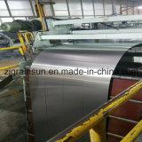 Piatto di alluminio per trasporto ferroviario