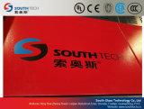 Plano de cristal de la combinación de Southtech/doblez templando la línea (NPWG)
