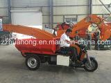 Caminhão Mini Dumper para Mine / 3 Wheels Triciclo Elétrico / Caminhão Dumper Preço