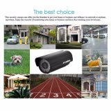 2.0MP cámara impermeable al aire libre / cubierta de seguridad IP inalámbrica