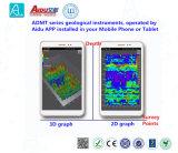 Mapeamento automático de Mapeamento de telefone móvel do Detector de água subterrânea