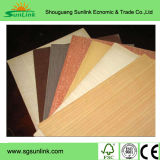 Contre-plaqué stratifié par papier de mélamine pour des meubles