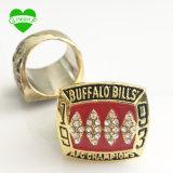 El búfalo del Afc 1993/1991 manda la cuenta la talla 11 de los anillos de campeonato del balompié de los conjuntos