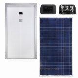 Poly Panneau solaire 100W pour système de rue lumière solaire