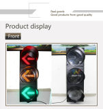 400mm Arrow Traffic Signal 3 Units LED Traffic Light