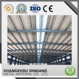 Bobina d'acciaio isolata termica per il magazzino