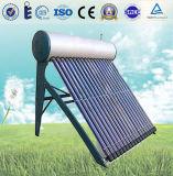 Calefator de água solar da câmara de ar de vácuo