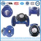 Woltman Tipo de riego del contador del agua del contador del agua con bridas Tipo
