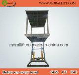 Tipo de tijera de Elevación Vertical de coche con techo