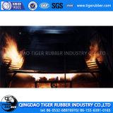 Transportband van de Rol van het staal de Vuurvaste